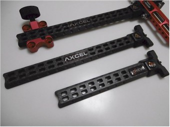 Axcel Achieve Carbon Extension Bar[axcelcarbonbar]