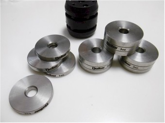 Beiter Stainless Disc Weight[vboxdiscweight]