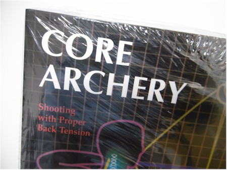 by Larry Wise 「CORE ARCHERY」[corearcherybook]