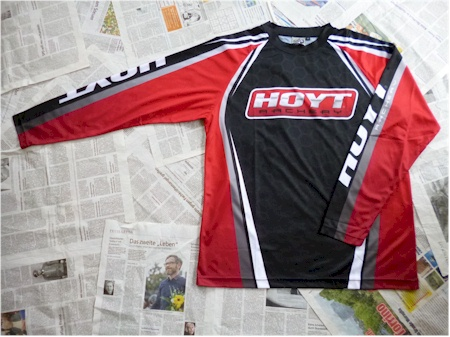 Hoyt Performance Long Sleeve Jersey