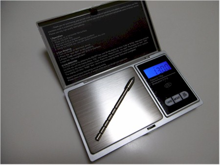 X-Spot Mini Digital Scale