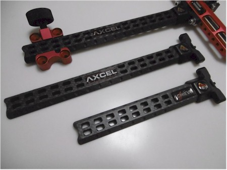 Axcel Achieve Carbon Extension Bar