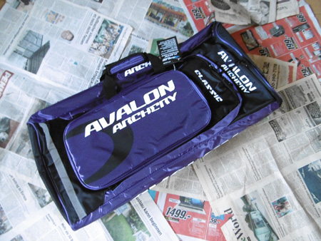 AVALON Recurve Backpack