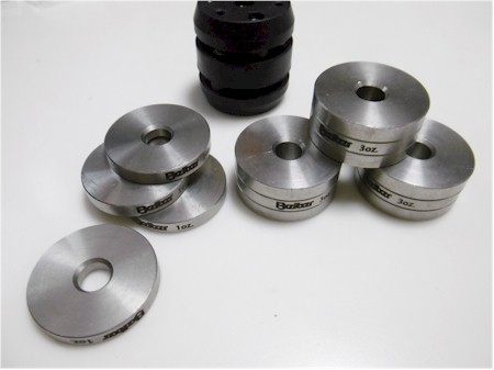 Beiter Stainless Disc Weight