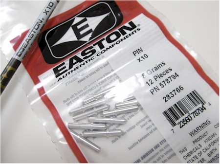 EASTON X10 NockPin [x10nockpin]