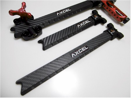 Axcel Achieve XP-UHM Carbon Extension Bar