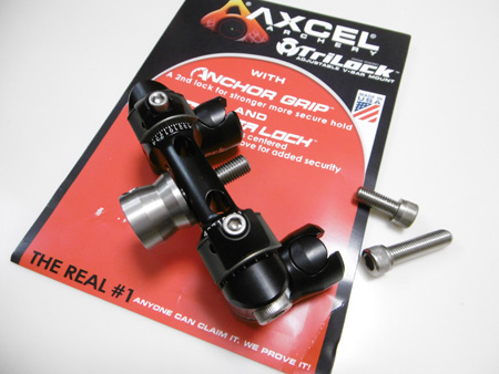 Axcel TriLock Adjustable V-Bar