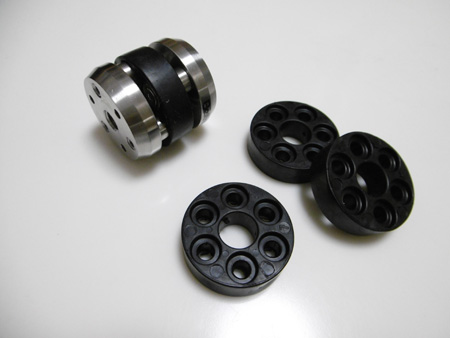 Beiter V-BOX Damper STEEL Kit [vboxsteel]