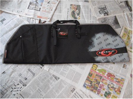 EASTON Genesis4014 Bow Case [eastongenesiscase]