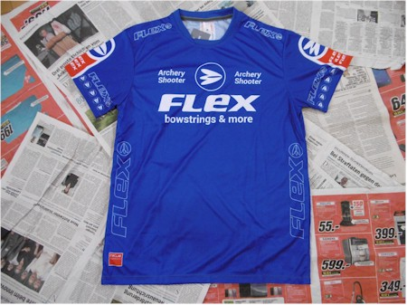 Flex Shooter T-Shirt [flexshirt]